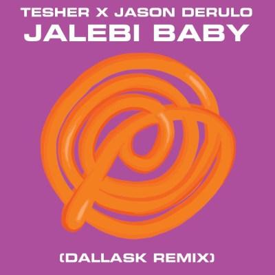 Tesher, Jason Derulo - Jalebi Baby (remix)