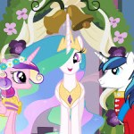 """My Little Pony Friendship is Magic – """"A Canterlot Wedding"""" Hosted by Tori Spelling and Royal Wedding Compact Giveaway {CLOSED}"""