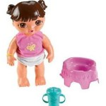 Winter Wishes – Ready for Potty Baby Dora the Explorer Doll Review