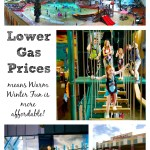 Lower Gas Prices Equals Warm Winter Fun at Kalahari!