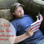 Grab a Book and Join the Scholastic Summer Reading Challenge
