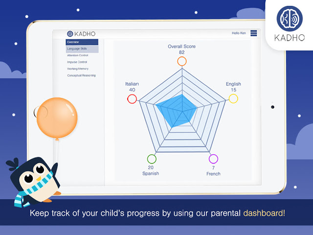 Mochu Pop is the FREE Language Immersion App for Babies and Toddlers