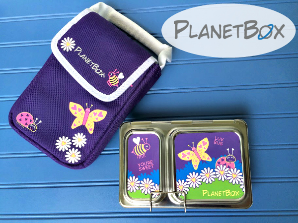 The Planetbox Lunchbox is Awesome for Summer Camp Lunches & Snacks