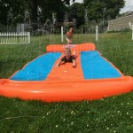 Make Memories with the H20Go Water Slide