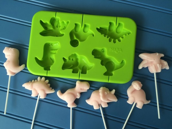 Dino Lovers Will Have a Blast With HABA Dinosaur Toys and Treats!