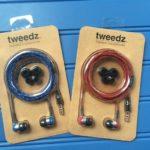 Tweedz Braided Headphones are TANGLE FREE!