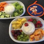 Easily Serve Hungry Football Fans With the Rubbermaid Party Platter Pack