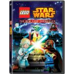Lego Star Wars: The New Yoda Chronicles on DVD