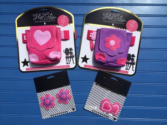 The HipCity Sak is the Fashionable & Fun Hands-Free Bag To Empower Little Girls On-the-Go!