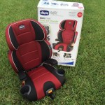 Chicco KidFit Zip 2-in-1 Belt-Positioning Booster is Perfect for Car Safety