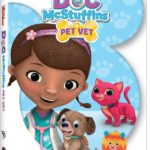 Doc McStuffins: Pet Vet on DVD