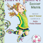 Nancy Clancy: Soccer Mania is Book 6 in the Fun Chapter Book Series Girls Love