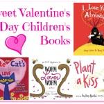 Sweet Valentine's Day Children's Books