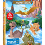 The Land Before Time: Journey of the Brave on DVD