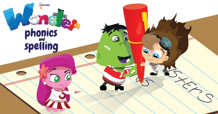 Wonster Words – New Learning App for Kids