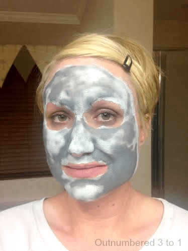 Detox With derma e's Purifying 2-in-1 Charcoal Mask