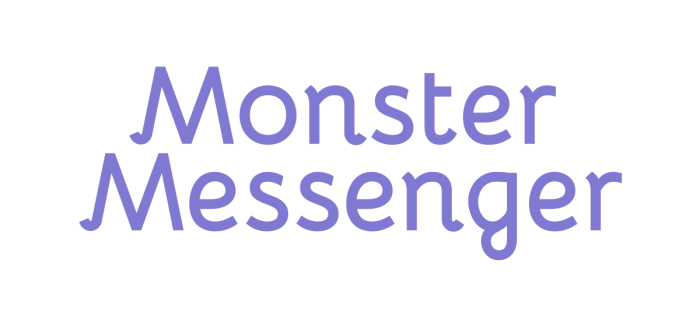 Monster Messenger is the Fun & Safe Messaging App For Kids