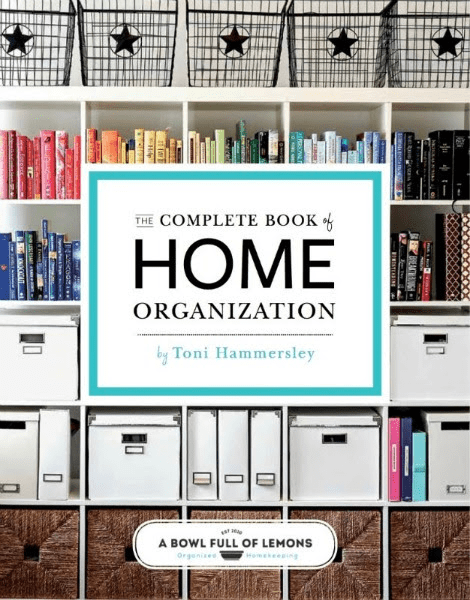 The Complete Book of Home Organization Book Review