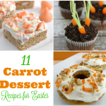 11 Carrot Dessert Recipes for Easter