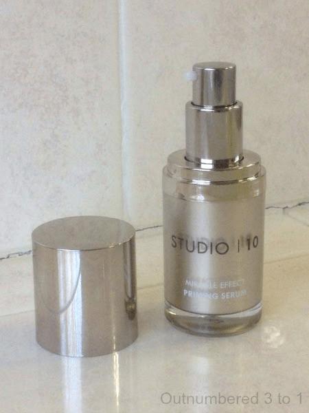 Studio 10's Miracle Effect Priming Serum Review