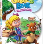 Disney Junior's Goldie & Bear: Best Fairytale Friends DVD Review