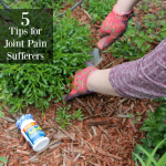 5 Tips for Joint Pain Sufferers