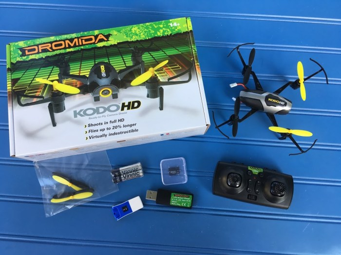 Kodo HD is the Perfect Starter Drone With Camera