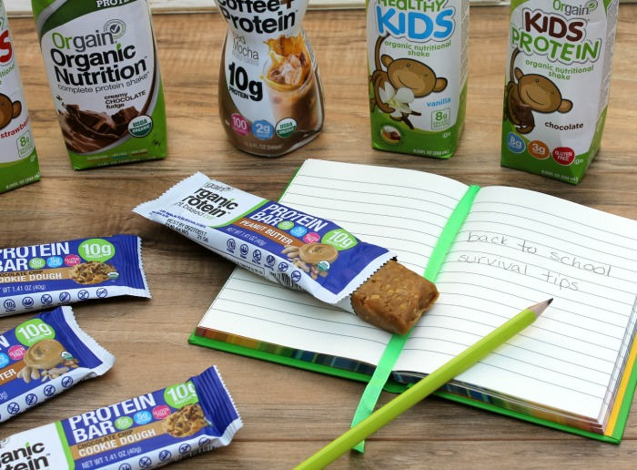 5 Back to School Survival Tips