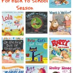 10 Picture Books For Back to School Season!