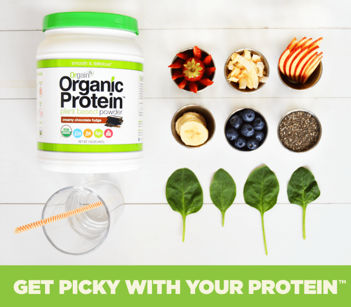 Orgain Wants YOU to Get Picky with Your Protein