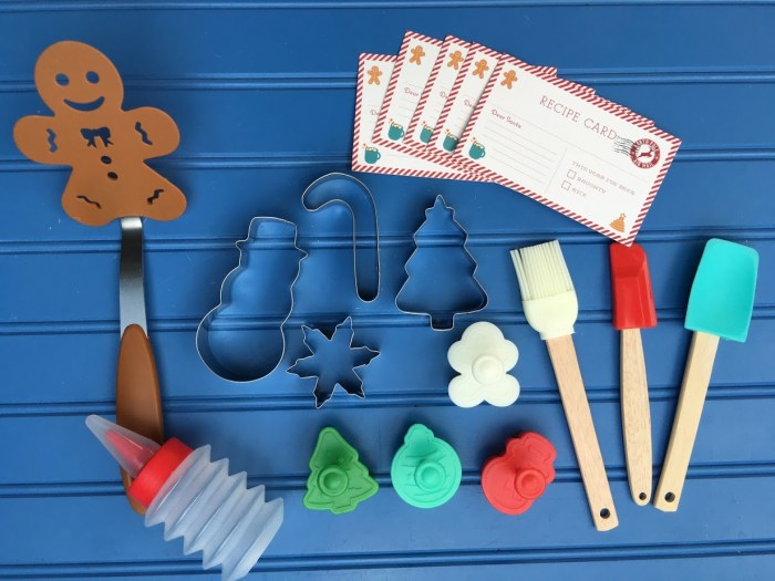 Handstand Kitchen Cookies For Santa Set Review + Coupon Code