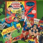 The Ultimate DC Super Hero Books