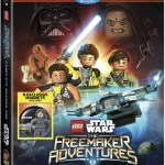 Lego Star Wars Freemaker Adventures Season One on Blu-ray and DVD