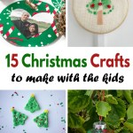 15 Kids Christmas Crafts to Make this Holiday Season