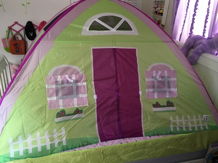 Adorable Bed Tent From Pacific Play Tents – For a Sweet Night's Sleep