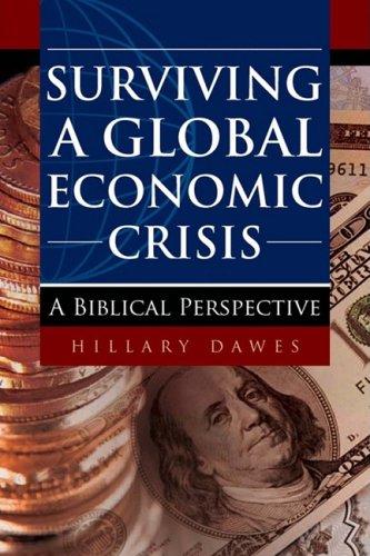 Surviving a Global economic crisis front cover