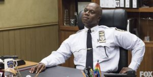 Andre Braugher as Captain Ray Holt