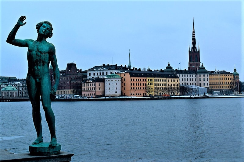 Stockholm-Riddarholmen