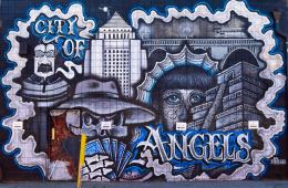 Los Angeles street art