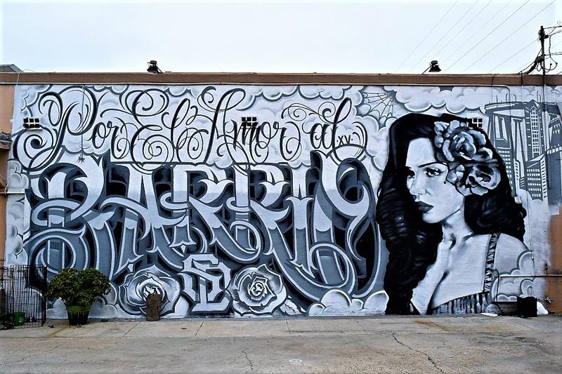 San Diego Street Art of Chicano Park