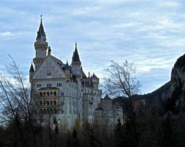 neuschwanstein castle bavaria germany