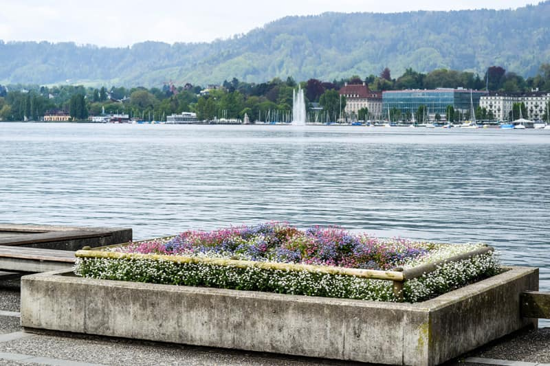 Lake Zurich Zurich Switzerland Things to do