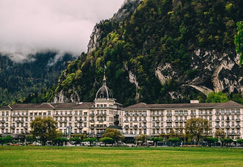 Jungfraujoch Tour Interlaken