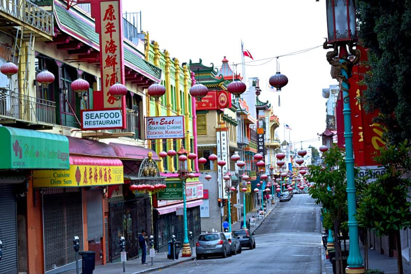 Grant Avenue Chinatown San Francisco things to do