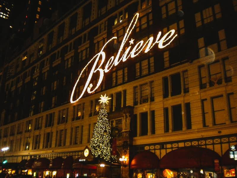 50 Things To Do In New York City At Christmas Out Of Office
