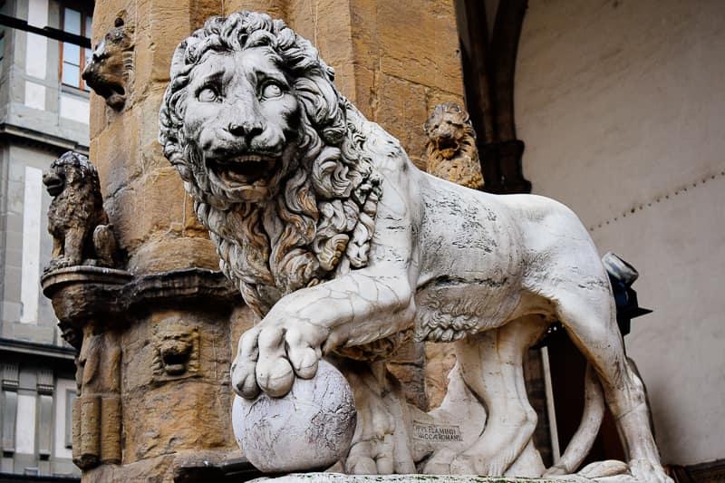 Piazza della Signoria Florence Italy must see
