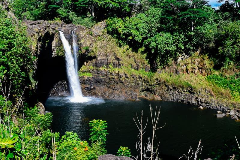Rainbow Falls Hawaii Big Island Best Things to do