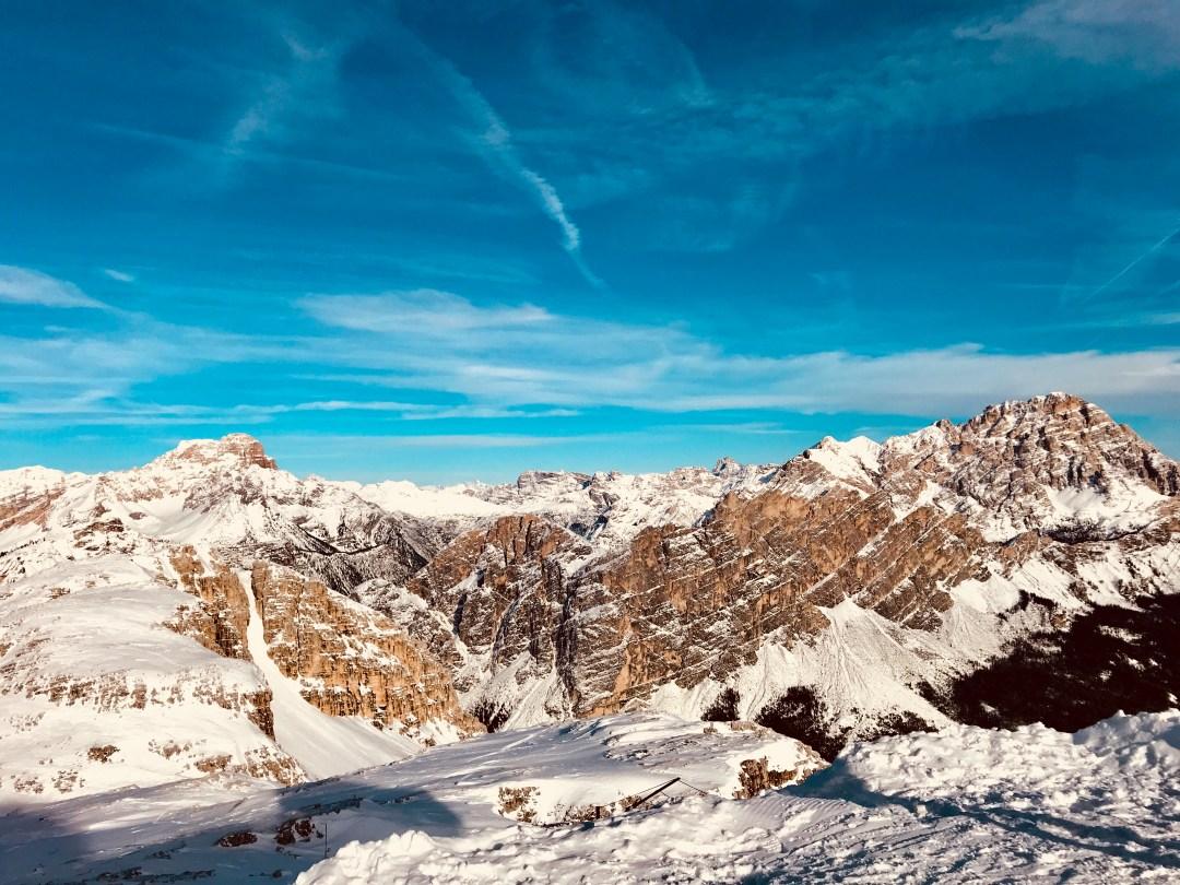 inverno a cortina dove sciare