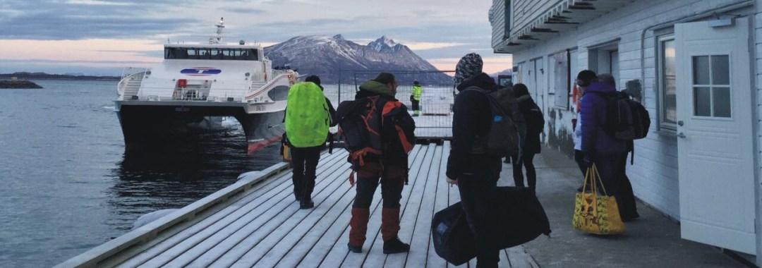 traghetto in norvegia bodø