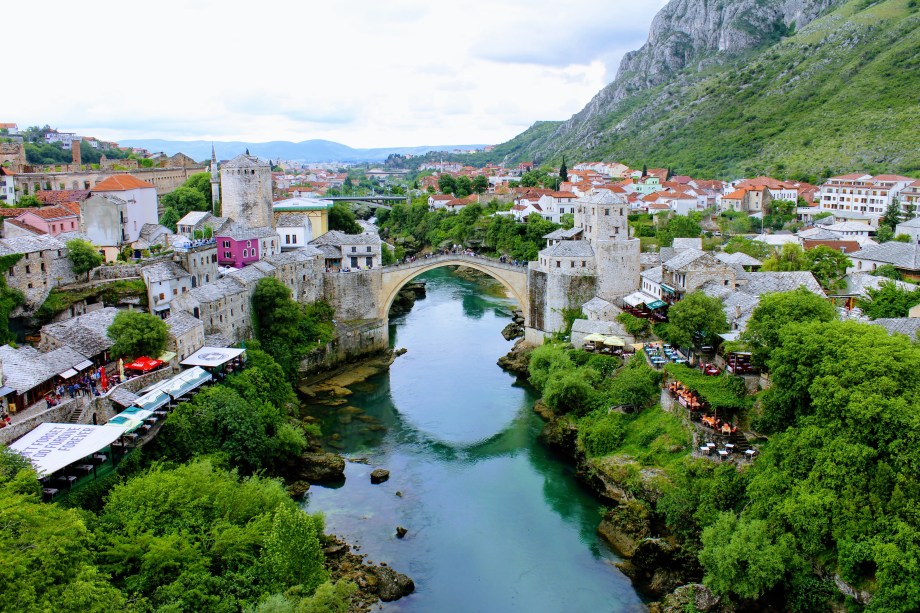 A Perfect Day Trip to Mostar